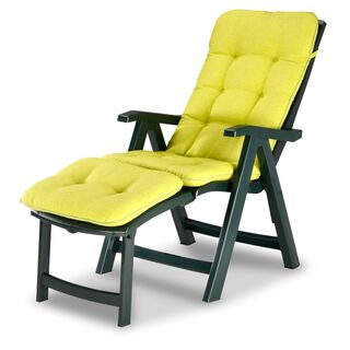Best Deck-Chair Florida grün/D.1362