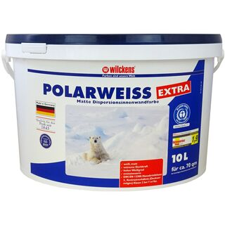 Wilckens Innenwandfarbe Polarweiss Extra