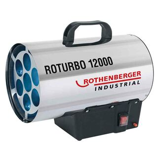 ROTHENBERGER Gasheizgebläse ROTURBO 12000